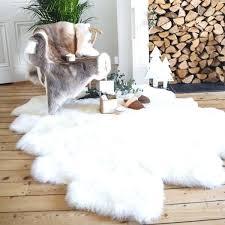 artistic costco sheepskin rug in graceful 19 sheep ordinary for large brown uk