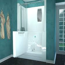 great walk bathtub shower bathtubs and in tub combo with with walk in bathtub and shower combo