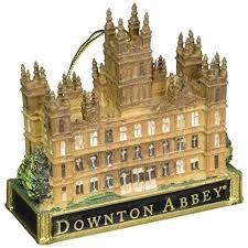 downton abbey castle ornament 3 5 inch