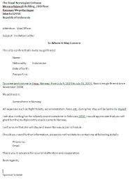 Immigration Officer Sample Resume Gorgeous Letter To Visa Officer Sample Oliviajaneco