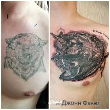 георгий победоносец татуировки Rustattooru ростов на дону