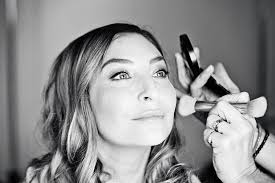 "Jess Robinson on Twitter: ""Can't wait to be pampered again. It's a long way  off. Here's me getting my makeup done before our wedding last October (man,  that seems so many years"