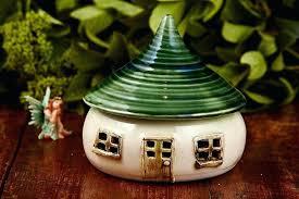 fairy house ceramic kids gift little imagination unique housewarming return ideas