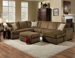 Sectional Living Room Set American Furniture 6800 2 Pc Sectional Living Room Set By American