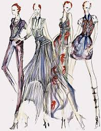 drawings fashion designs 50 best fashion design sketches for your inspiration free
