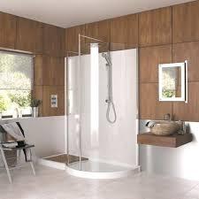 matki original walk in curved corner shower enclosure