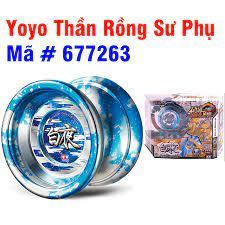 Báo giá Yoyo con quay bằng kim loại đồ chơi trẻ em Thần Rồng Sư Phụ mã  677263 chỉ 223.000₫