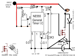 5v to 12v converter simple dc voltage booster circuit circuits diy 12V Computer Fan Wiring Diagram 5v to 12v converter circuit diagram