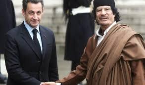 Risultati immagini per Foto di Sarkozy e gentiloni insieme