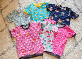 Free Baby Sewing Patterns Simple FREE Baby And Toddler TShirt Sewing Pattern Sew Jersey Mama