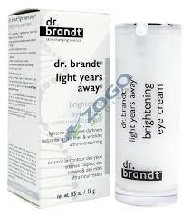 Dr Brandt Light Years Away Brightening Cream Details About Dr Brandt Light Years Away Brightening Eye Cream 0 5 Oz New In Box