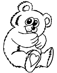 Small Picture cartoon teddy bear Colouring Pages cartoon bear coloring pages