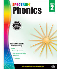 Phonics has been one of the buzz words in the world of literacy for several years now. Spectrum Phonics 2nd Grade Workbook State Standards For Blends Consonants Vowel Sounds And Pair Practice With Answer Key For Homeschool Or Classroom 160 Pgs Spectrum 0044222239787 Amazon Com Books