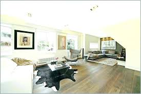 black and white cowhide rug faux area rugs grey striped living room metallic