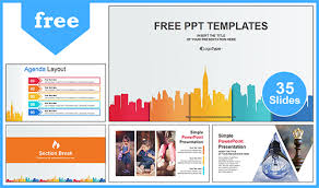 Simple Powerpoint Themes Free Simple Powerpoint Templates Design