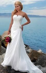 affordable beach bridals dresses cheap destination wedding gowns