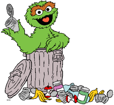 Image result for oscar the grouch