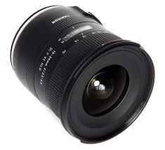Обзор <b>объектива Tamron</b> 10-24mm f/3.5-4.5 Di II VC HLD | Tamron