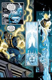 comic book lighting. Elemental Combat By Black Lighting \u0026 Killer Frost.JPG Comic Book O