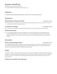 getletter sample resume more resume samples best sample resume patrick blog catering server resumes