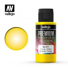 Por 15 Colors Chart Premium Airbrush Color Vallejo Gloss Varnish 62064