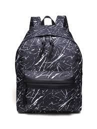 infinity bags. infinity marble backpack bags
