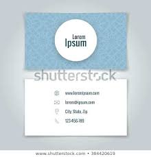 Simple Business Card Template Adobe Illustrator Download 1 Page Plan