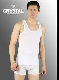 Crystal vest & brief   Mens tops, Men, Tank man