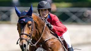 Jessica Springsteen, equestrian horse ...