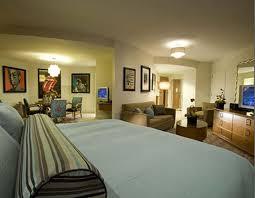 Hard Rock Hotel Orlando Rooms