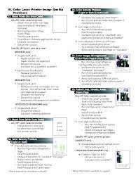 Full Color Test Page Print Color Test Page Color Print Test Page