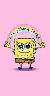 cute pink spongebob wallpaper ...