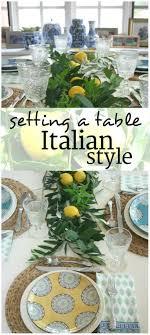 chef kitchen decor italian