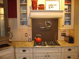 How To Fix A Stove Backsplashes Kitchen Backsplash Blue Gray White Cabinets And