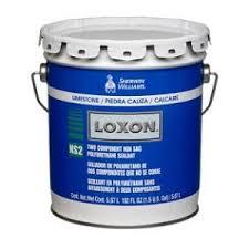 Loxon Ns2 Two Component Non Sag Smooth Polyurethane Sealant