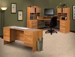 Lewisville Reversible Corner L-Shape Executive Desk