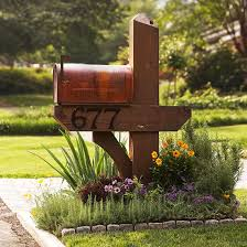 wood mailbox ideas. To Increase The Wow Factor And Esteem Here Astatine Designs By Studio Degree Centigrade I Offer DIY Projects How Mailboxes Ideas Diy Postbox Cast. Wood Mailbox L