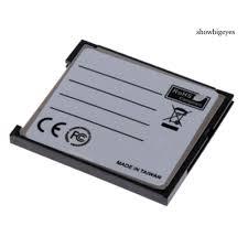 Đầu Đọc Thẻ Nhớ SDHC SDXC Sang CF Type I WiFi Cho Máy Ảnh SLR - Card màn  hình - VGA