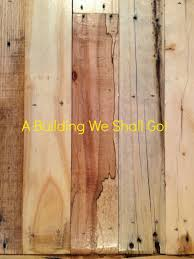 Wooden Kitchen Flooring A Building We Shall Go The Art Of Pallet Wood Flooring