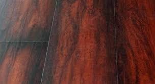 cherry vinyl plank flooring brown warm clear