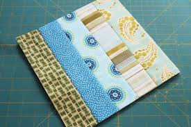 Quilting Fundamentals: Quilt-As-You-Go Basics & trimmed up quilt as you go block Adamdwight.com