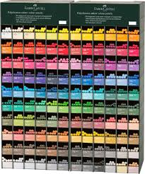 Faber Castell Polychromos Color Chart Faber Castell Polychromos Colour Pencil Individual With 2nd 60 Colours