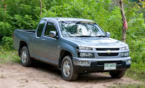 Thailand Colorado? - Chevrolet Colorado & GMC Canyon Forum