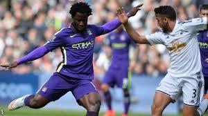 Matt grimes 20′, bersant celina 29′. Swansea City 2 4 Manchester City Bbc Sport