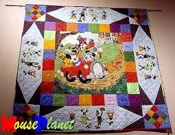 Best 25+ Disney quilt ideas on Pinterest   Mickey mouse quilt ... & Autumn and Fall Quilt Patterns including Halloween and Adamdwight.com
