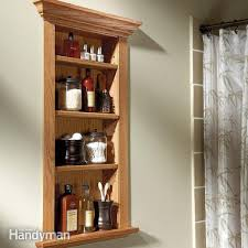build a wall niche diy family handyman