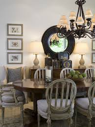 Dining Room Side Tables Traditional Dining Room Dining Room Decorating Ideas Lonny