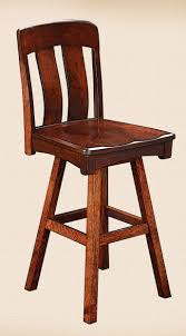 Wooden Bar Stools With Backs That Swivel Commercial Bar Stools