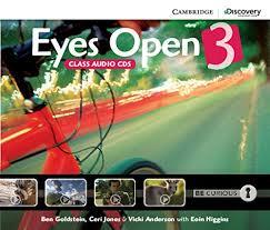 Eyes Open. Level 3 - Goldstein   Купить диск с доставкой   My-shop.ru