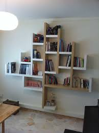 two tone modular wall shelves for book low placement idea interesting ideas of wall shelves